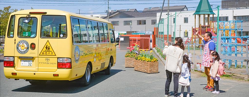 交通 - マップ・バスコース   スコーレ幼稚園   岩手県盛岡市にある ...